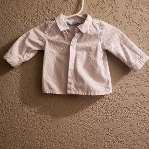 Mayoral baby boy dress shirt